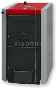 Твердопаливний котел Viadrus U22 D (3 секції)