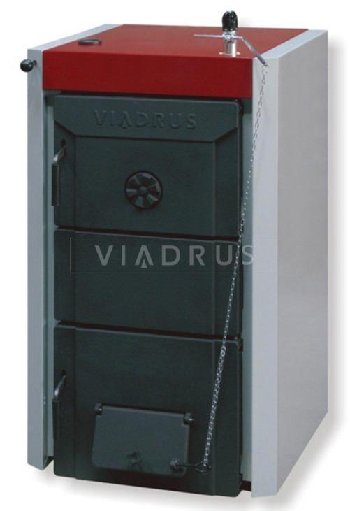 Твердотопливный котел Viadrus U26 (4 секции)