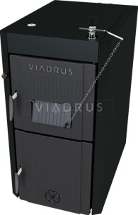Твердотопливный котел Viadrus U22 Economy (5 секций) 21 кВт