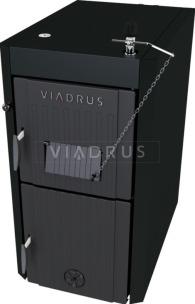 Твердопаливний котел Viadrus U22 Economy (8 секцій)