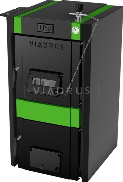 Твердотопливный котел Viadrus U68 (6 секций)