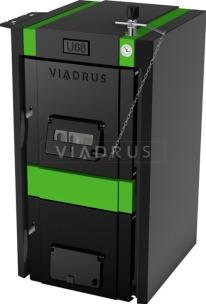 Твердопаливний котел Viadrus U68 (8 секцій)