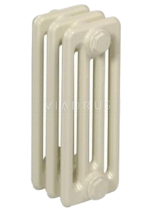 Чавунний радіатор Viadrus ITV Kalor 350/110 + вентиль