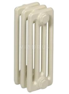 Чавунний радіатор Viadrus ITV Kalor 600/110 + вентиль