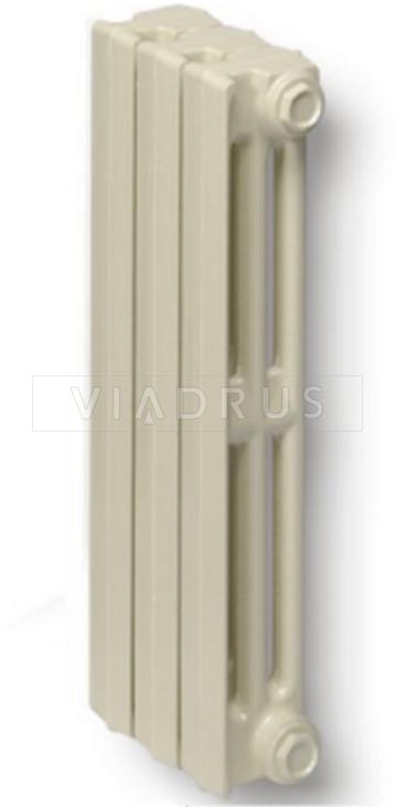 Чугунный радиатор Viadrus ITV Termo 500/130 + вентиль