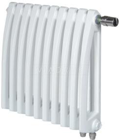 Чавунний радіатор Viadrus ITV Styl 500/130 + вентиль