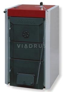 Твердопаливний котел Viadrus U26 (3 секції)