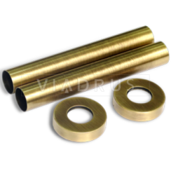 Маскувальний комплект для труб SR 0491 (бронза)